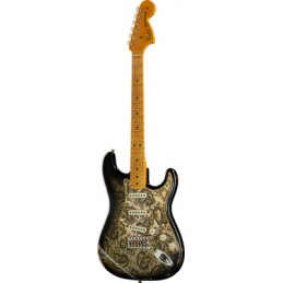 Fender 68 Strat Relic Black...