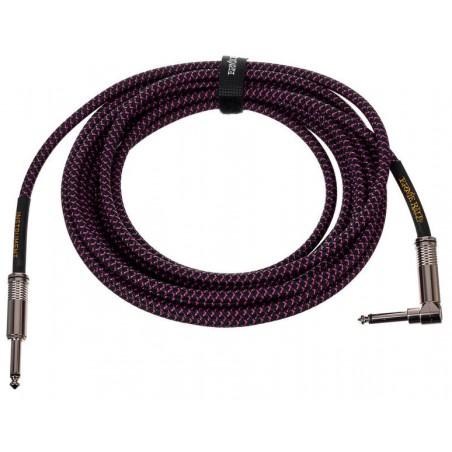 Ernie Ball Instr.Cable Braided BP EB6068