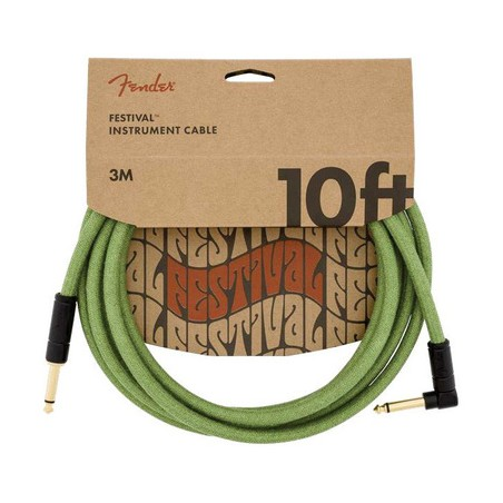 Fender FV Series Cable Pure Hemp GR 10