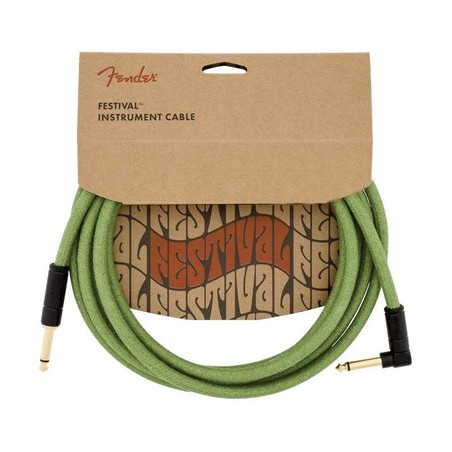 Fender FV Series Cable Pure Hemp GR 18.6