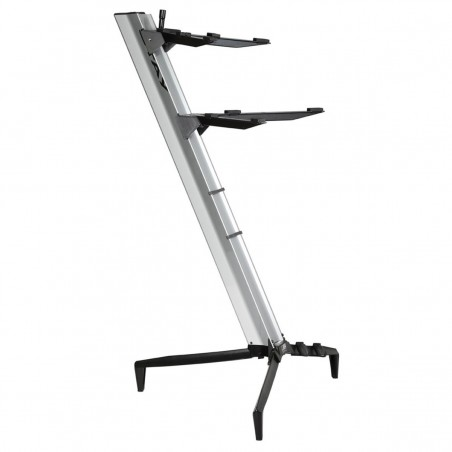 Stay Keyboard Stand Tower Silver