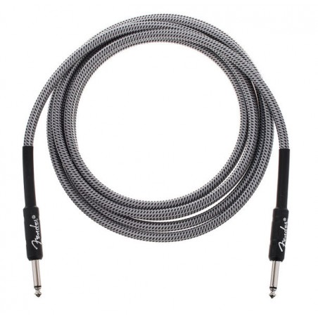 Fender Prof. Cable Tweed White 3 m