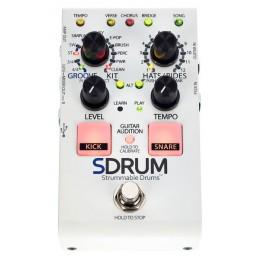Digitech SDRUM Strummable...