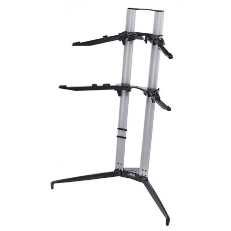 Stay Keyboard Stand Piano Silver