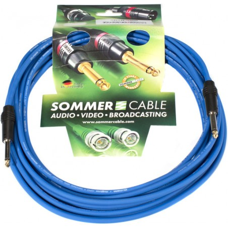 Sommer Cable Spirit Blue Line Guitar 9m