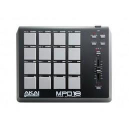 AKAI MPD18 usb midi controller