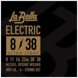 La Bella HRS-UL El. Guitar...