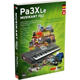 Korg PA-3XLe Musikant SD...