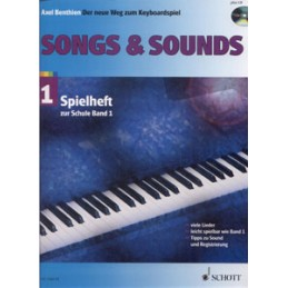 Schott Spielheft Songs &...
