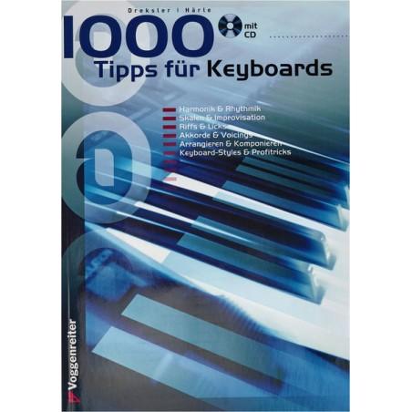 Voggenreiter 1000 Tipps für Keyboard
