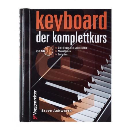 Voggenreiter Keyboard Der Komplettkurs