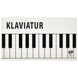 Edition Dux Klaviatur/Keyboard