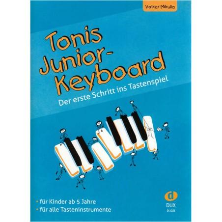 Edition Dux Tonis Junior Keyboard