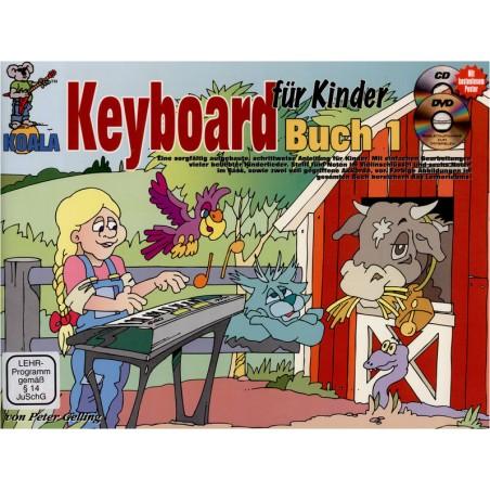 Koala Music Publications Keyboard für Kinder
