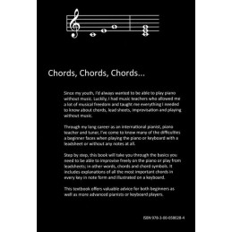 Learning Chords Piano...