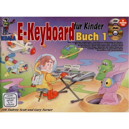 Koala Music Publications E-Keyboard für Kinder