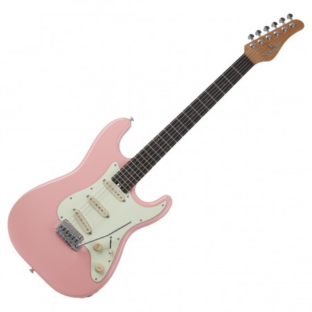 Schecter Nick Johnston Traditional, Atomic Coral