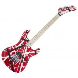 Evh Striped 5150 Red