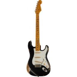 Fender 57 Strat Black Heavy...