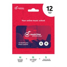 music2me Piano Subscription...