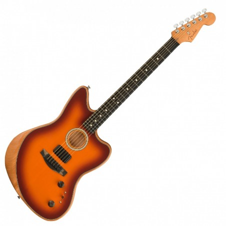 Fender AM Acoustasonic Jazzmaster TBS