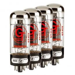 Groove Tubes 6L6S Quartett...