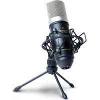 Microfoni a condensatore con diaframma largo