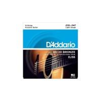 Set Corde 011 per Chitarra Acustica