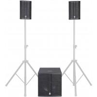 Impianti audio per DJ